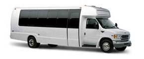 18 Passenger Minibus Hire